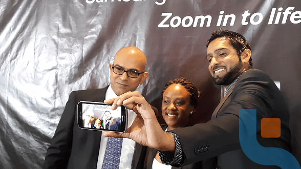 Galaxy K Zoom Launch Kenya