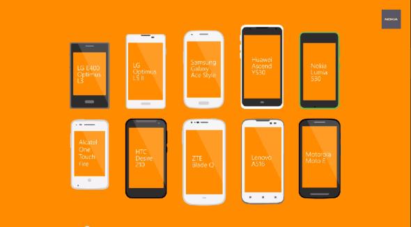 Lumia 530 against the world