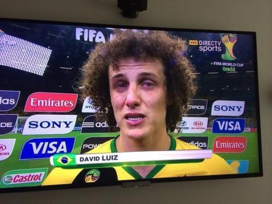 Captain David Luiz
