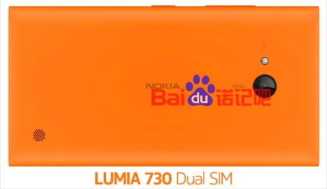 Lumia 730 Dual-SIM