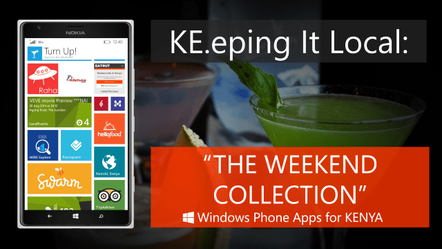 Keeping it Local - The Weekend Collection