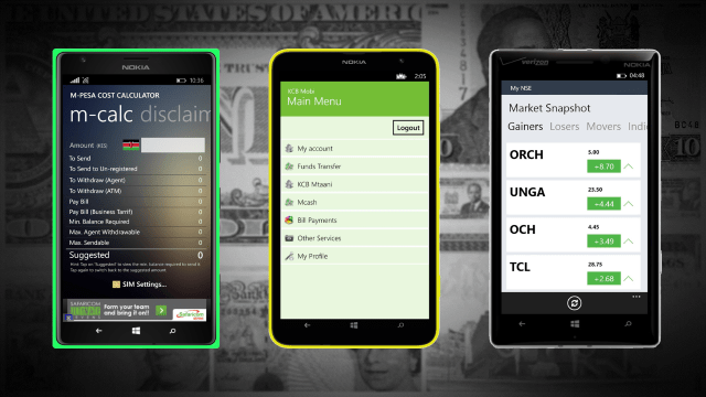 KEeping It Local: Windows Phone Apps for Kenya