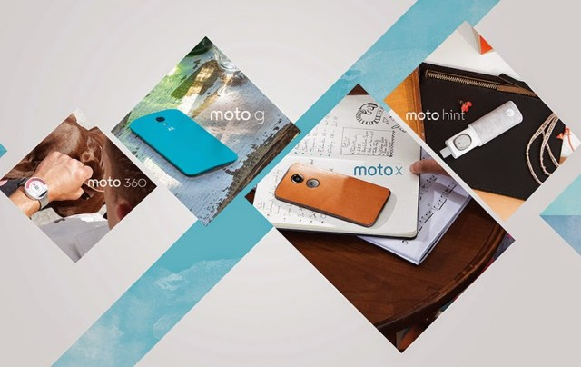 Motorola devices