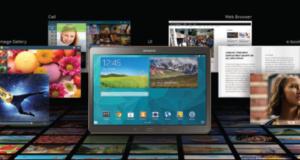 Samsung Tab S Adaptive Display