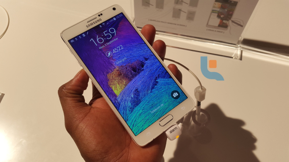 Samsung Galaxy Note 4 Techweez