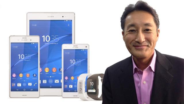 Sony Xperia Z3 CEO