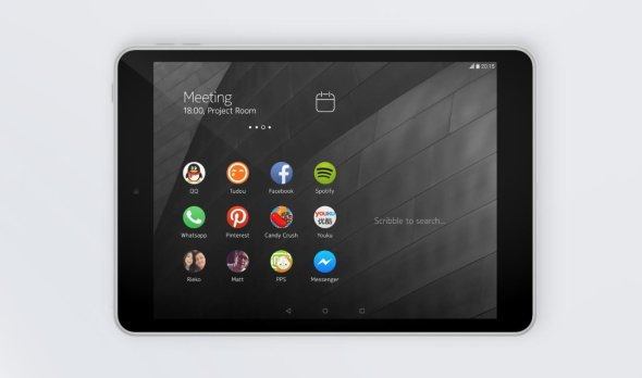 The Nokia Android N1 Tablet