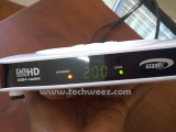 Azam TV decoder