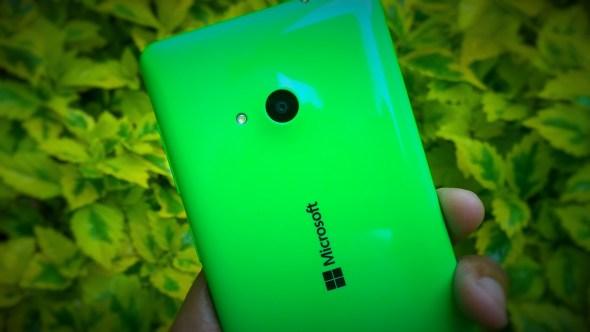 Lumia 535 5MP Rear Cmera