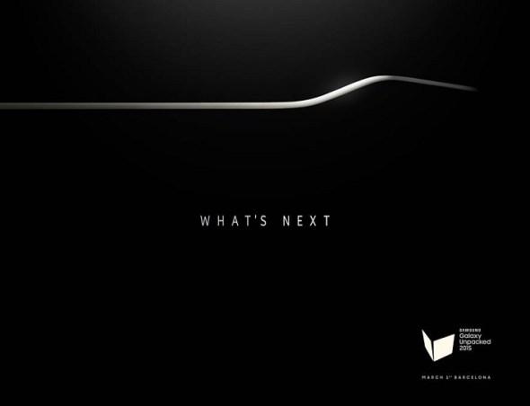 Galaxy S6 Invite MWC