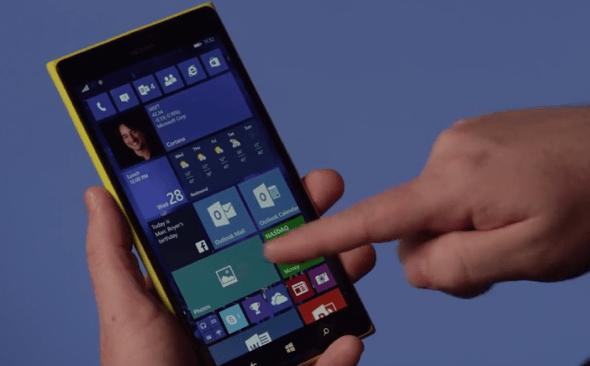 Windows 10 Phones Preview