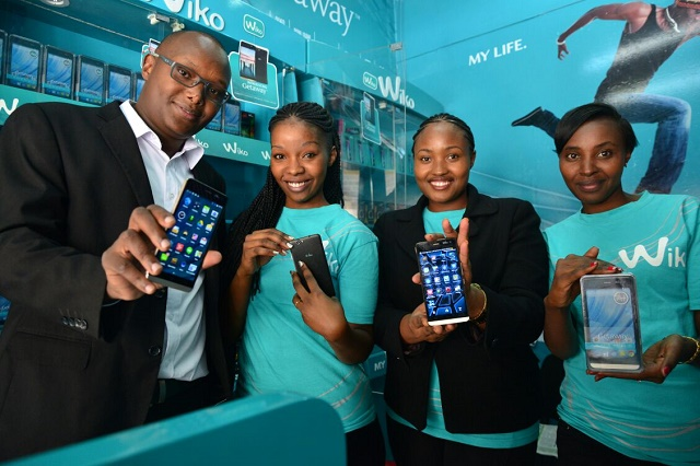 Wiko Country Manager John Mutwiri