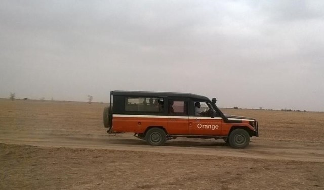 Orange Mandera