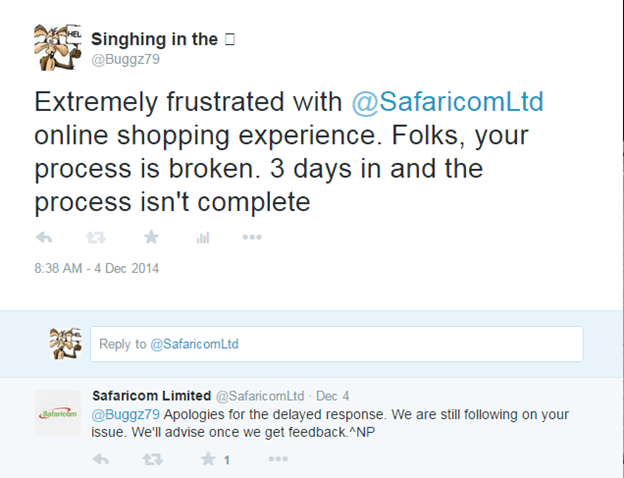 Safaricom care 2