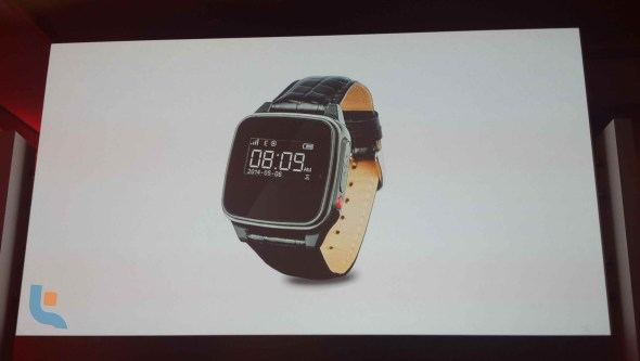 Haier Smartwatch for Senior Citizens - IFA GPC 2015 - Haier Power Briefing