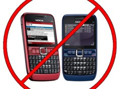No More Nokia Phones