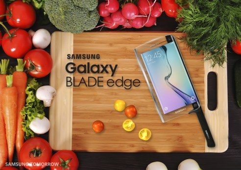 Samsung Galaxy Blade