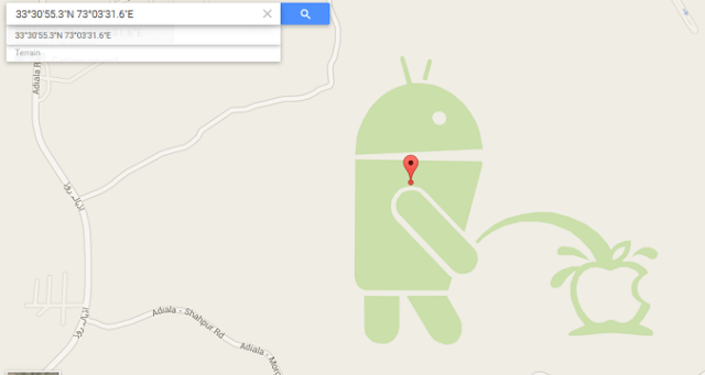 android piss