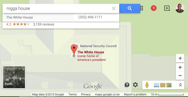 Nigga White House