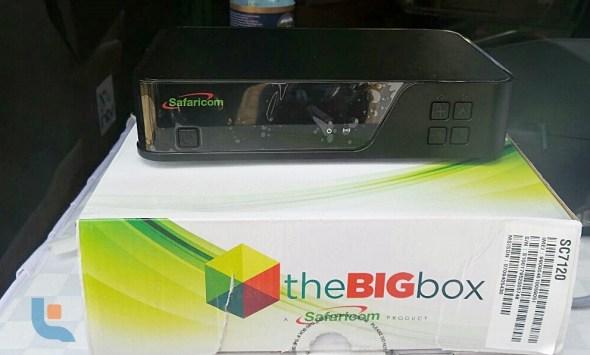 Safaricom Big Box 51