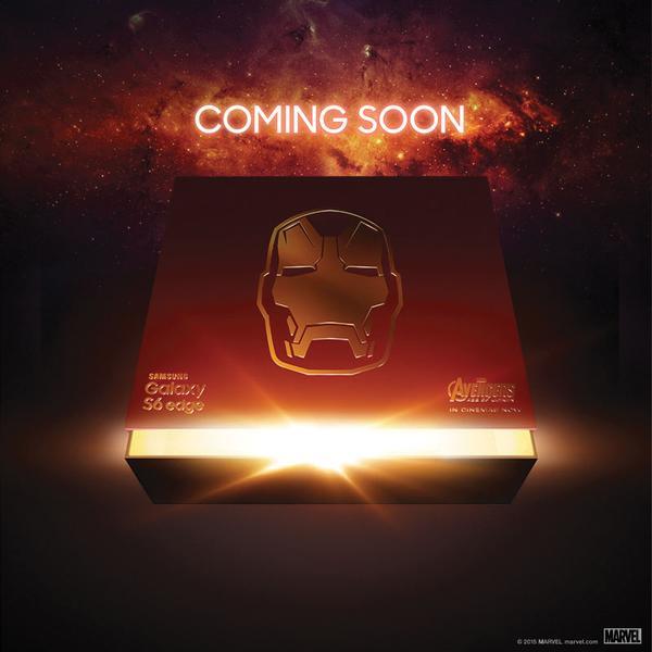 Samsung Galaxy S6 Iron Man Edition