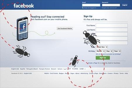 fb bug