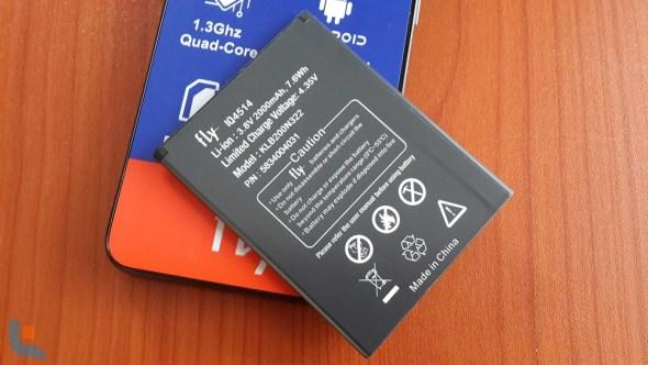 fly eclipse 3 - battery - Techweez