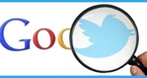 Google Twitter Deal