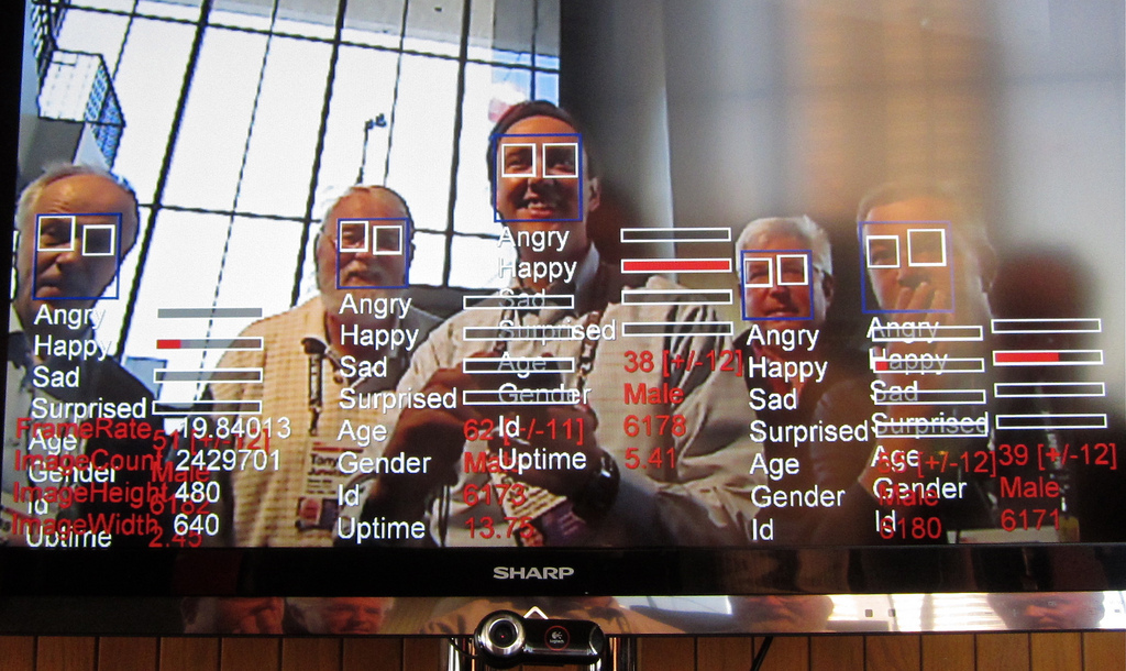 Facebook's new facial recognition algorithm is creepy on