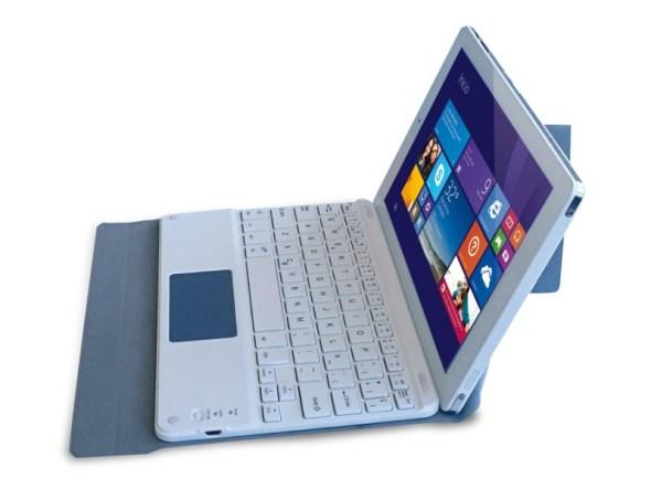 Real Madrid Windows 8.1 tablet 3