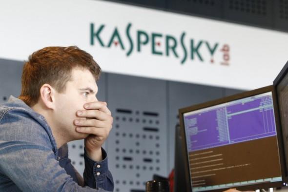 kaspersky employee