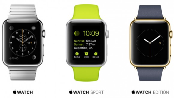 Guess who else offers 3 models of its smarwatch? The struggle to best Apple's efforts starts in earnest on August the 13th
