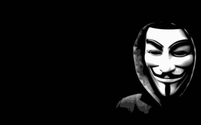 Anonymous guy fawkes