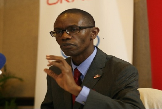 Dr. Gilbert Saggia, Country Manager, Oracle Kenya