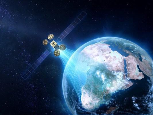 Facebook Eutelsat partnership