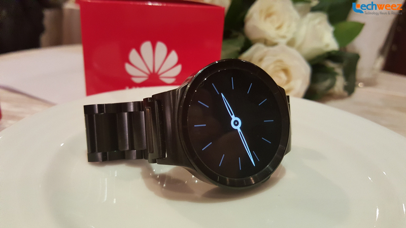 Huawei Could Switch to Tizen from Android Wear for its