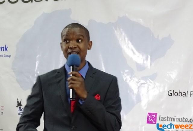Marketing Director at Totohealth, Malele Ngalu