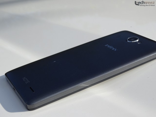 Infinix Note 2: bigger than most