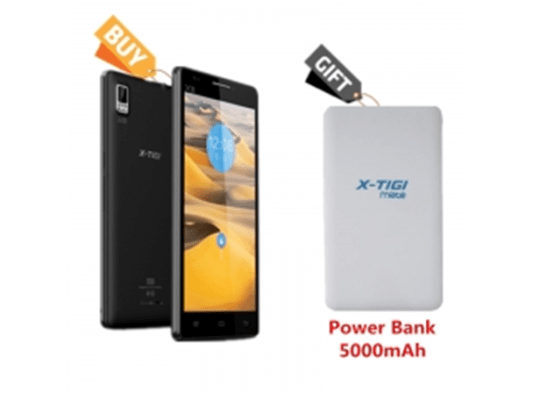 X-Tigi power bank
