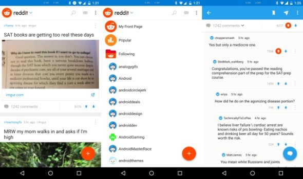 reddit android screenshot