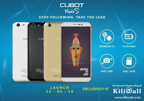 Cubot devices