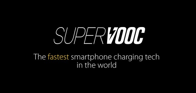 Super VOOC Flash Charge - Oppo