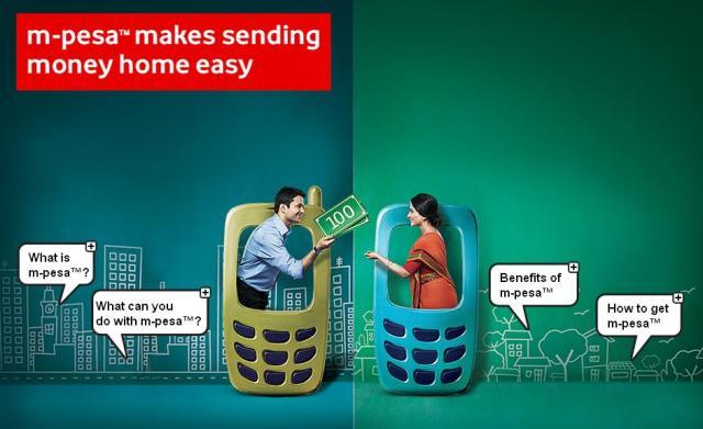 Vodafone M-Pesa