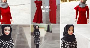 hijab barbie doll