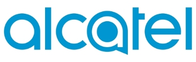 The new Alcatel logo