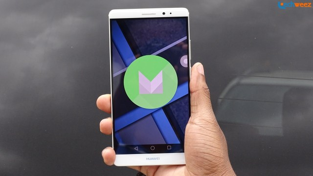 Android 6.0 Marshmallow is onboard