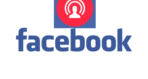 Facebook live button