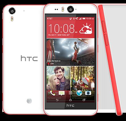 The HTC Desire Eye