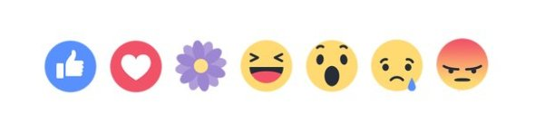 facebook mother day reactions