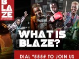 Safaricom Blaze